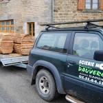 livraison bois scierie dauvergne sardent creuse