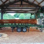 scierie mobile dauvergne sardent creuse 23